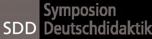 SDD – Symposion Deutschdidaktik