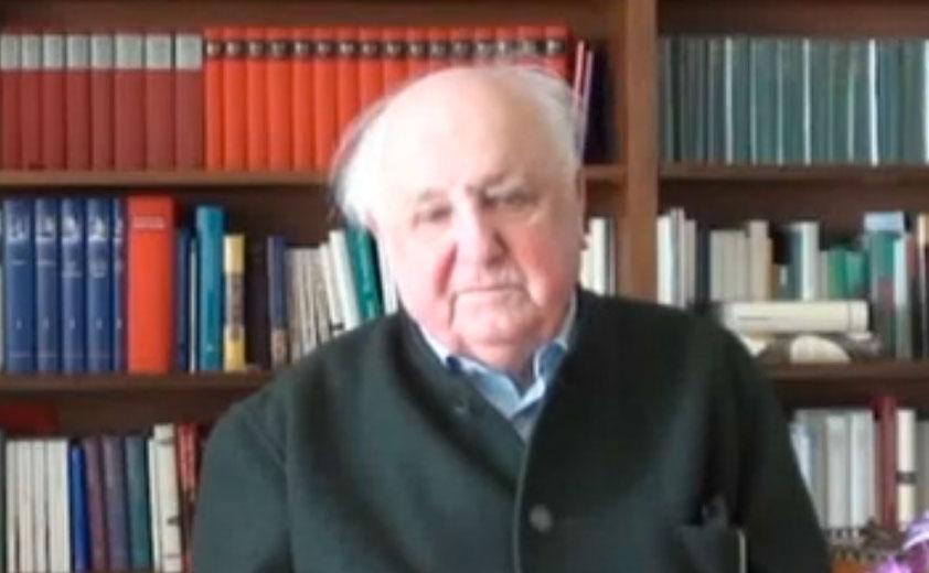 Prof. em. Dr. Franz Hebel