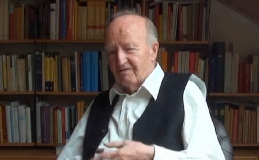 Prof. em. Dr. Hubert Ivo